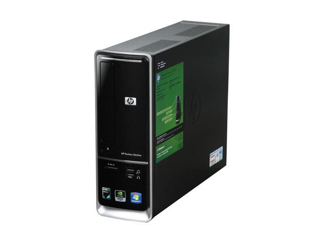 hp pavilion slimline s5310f desktop pc product. Black Bedroom Furniture Sets. Home Design Ideas